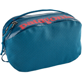 Patagonia Black Hole Cube Toiletry Bag Small balkan blue